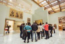 El Museu de Belles arts de València tanca l'any amb un 20% més de visitants