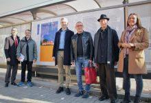 Metrovalencia reeditará los diseños de Paco Bascuñán de las paradas de tranvía