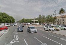 La reforma de l'Albereda busca que deixe ser un gran estacionament per a guanyar espai públic