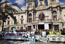 Cuidem Benimaclet i l'associació de veïns del barri convoquen una manifestació per a frenar el PAI