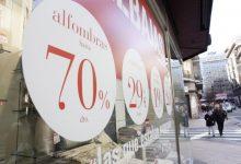 Els preus baixa un 0,1% al desembre a la Comunitat Valenciana i l'IPC tanca el 2019 en el 0,7%