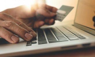 Los valencianos gastaron 1.532€ de media en 2019 en compras por Internet