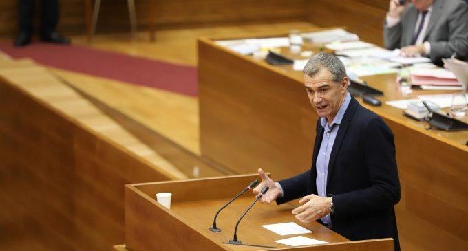 """Cantó anuncia que Cs portarà al Parlament Europeu el plurilingüisme de Marzà per """"vulnerar el dret a la llibertat"""""""