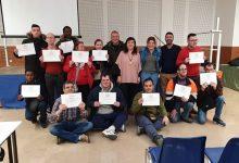 El Ayuntamiento invierte cerca de 200.000 euros en formación laboral a 451 personas en riesgo de exclusión