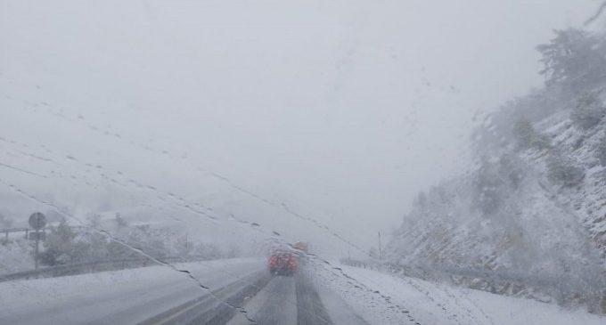 La Generalitat prepara 39 llevaneus i 499 tones de sal per a fer front a les nevades en la Comunitat