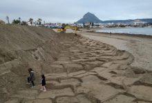 El PP instarà en Les Corts que es tramite de manera urgent un pla de recuperació de platges després de Gloria