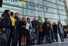 Las víctimas del metro convocan una concentración de despedida: