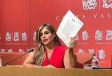 """Eva Ortiz: """"Puig incompleix la Llei d'Incompatibilitats, el Codi de Bon Govern i la Llei de Transparència en donar subvencions a empreses del seu germà"""""""