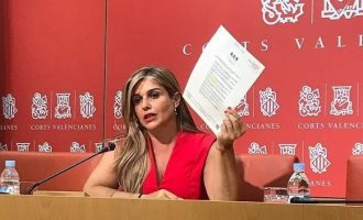 """El PP demana a Puig que comparega per explicar el """"vergonyós dèficit"""" i pregunta a Montero què farà amb la Comunitat"""