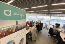 La startup Airhopping factura tres milions d'euros en 2019 amb més de 75.000 vols venuts