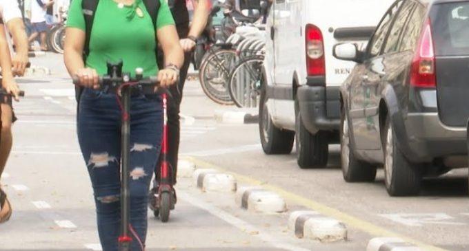En 162 comercios ya se pueden solicitar las ayudas para la compra de bicicletas y patinetes
