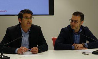 """El """"Xec Innovació"""" d'Ontinyent ajuda a posar en marxa la primera empresa de palletes ecològiques d'Espanya"""
