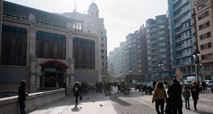 Carrers tallats i alteracions en la mobilitat al centre de València