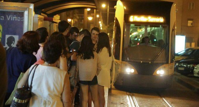 Metrovalencia programó 6.867 servicios especiales en 230 días de 2019 para facilitar la movilidad