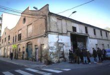 Un centre de producció d'arts escèniques en dues antigues naus de Canyamelar