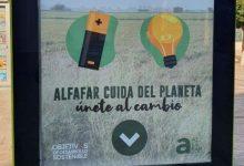 Alfafar instala puntos de reciclaje para pilas y bombillas