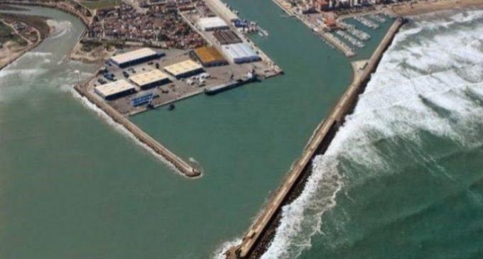 Rachas de viento de hasta 108 km/h y una ola de 8,44 metros en la boya de València por el temporal Gloria