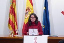 """Oltra lamenta que el PP se instale en la """"reivindicación de la ignorancia"""" en materia de plurilingüismo"""