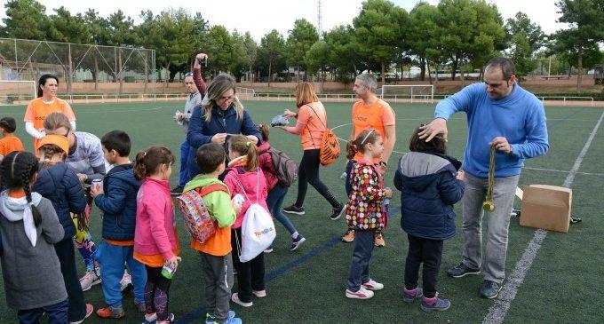 CEIP L'Horta guanya el premi al millor projecte per 'El Maratón al Cole'