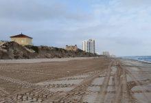 """Turisme CV aposta per un debat """"profund i científic"""" del futur de les platges després del temporal"""