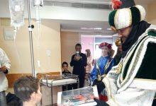 Els Reis Mags visiten els hospitals de la Comunitat Valenciana
