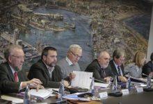 Ribó impulsa augmentar els criteris mediambientals en la licitació de la nova terminal de creuers del Port