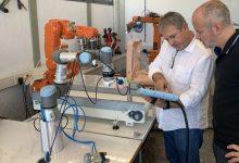 El General de València i la UPV desenvolupen un robot per a operacions d'úter