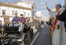 San Antonio Abad reúne en Almussafes a numerosos amantes de los animales