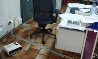 CSIF alerta dels 6é en els jutjats de Xàtiva i demana revisar de la calefacció també a Alzira i Sueca