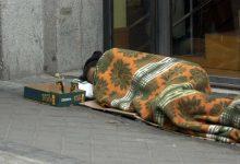 El Ayuntamiento de València facilita alojamiento a 38 personas que dormían en la calle