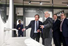 Joan Ribó destaca la posada en valor de la indústria, la innovació i la ciutat de València en l'obertura de CEVISAMA 2020