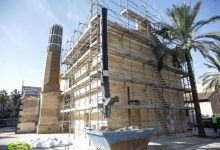 Las obras de la aceitera de Marxalenes, que albergará un centro cívico para mayores y un museo del aceite, concluirán en julio