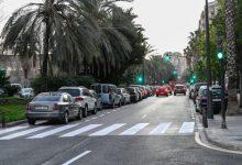 Movilidad habilita 170 nuevas plazas de estacionamiento en la Avenida del Doctor Waksman