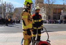 L'Ajuntament realitza un nou simulacre d'incendi a l'edifici de Tabacalera