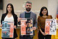 Cultura Festiva presenta la 10ª edición del carnaval de Ruzafa bajo el lema 'X diversidad X memoria'