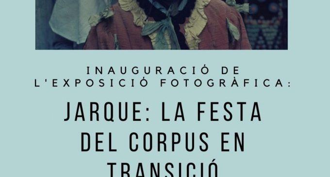 El Museo del Corpus rinde homenaje al fotógrafo valenciano Francesc Jarque con una exposición monográfica