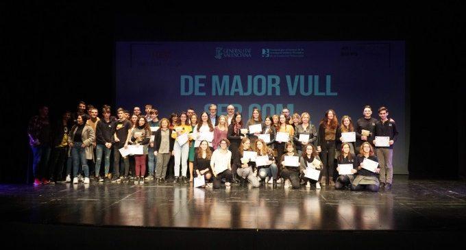 Las Naves lliura els premis 'De major vull ser com tu' que visibilitzen el treball de les dones en ciència, tecnologia i innovació