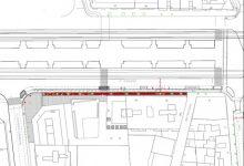 Comencen les obres d'ampliació de la vorera del carrer d'Almassora