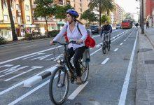 Mobilitat Sostenible reprén la construcció del carril bici de l'avinguda del Cid