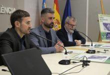 València presenta los vasos reutilizables para las Fallas 2020