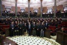 La primera promoción de bomberos y bomberas en más de 12 años se incorpora al Ayuntamiento