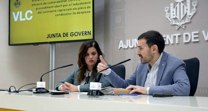 El Cabanyal comptarà amb el primer centre d'orientació per a famílies en situació de vulnerabilitat de València