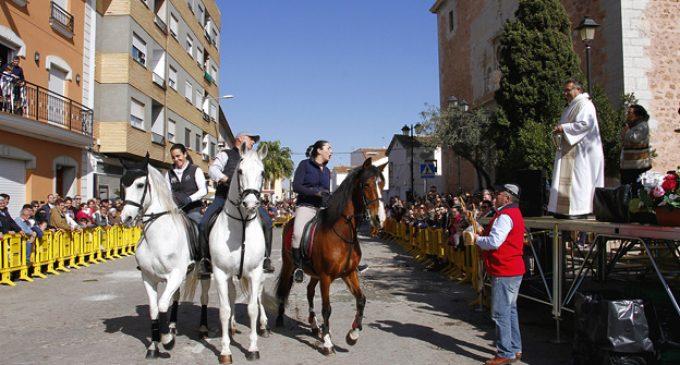 Este fin de semana Puçol celebrará Sant Antoni