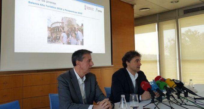 Francesc Colomer apunta a un 2020 de moderat creixement i estabilitat per al sector turístic