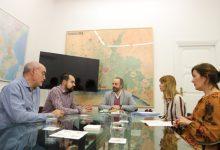 La Diputació farà una prospecció amb georadar en el cementeri de Llíria per a localitzar noves fosses comunes