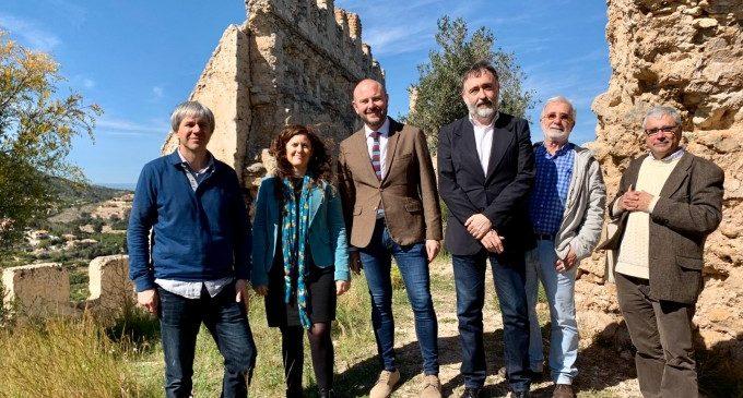 El Castell de Corbera tindrà enguany noves obres de conservació finançades per la Diputació