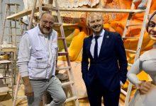 La Diputació estudiarà possibles vies de col·laboració amb el Gremi d'Artistes Fallers de València