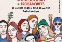 Els espectacles familiars de Canta Canalla i de Trobadorets arriben a Aielo de Malferit dins del circuit Sonora