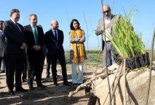 Ximo Puig insisteix en la necessitat de situar la sostenibilitat com 'una qüestió fonamental' de l'agenda política