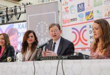 Ximo Puig avança que la Generalitat desenvoluparà una línia de suport a les emissores locals en el seu procés de renovació tecnològica